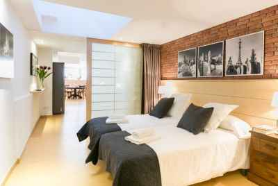 Touristic apartments in the center of Barcelona